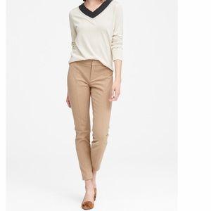 NWT BR beige pants